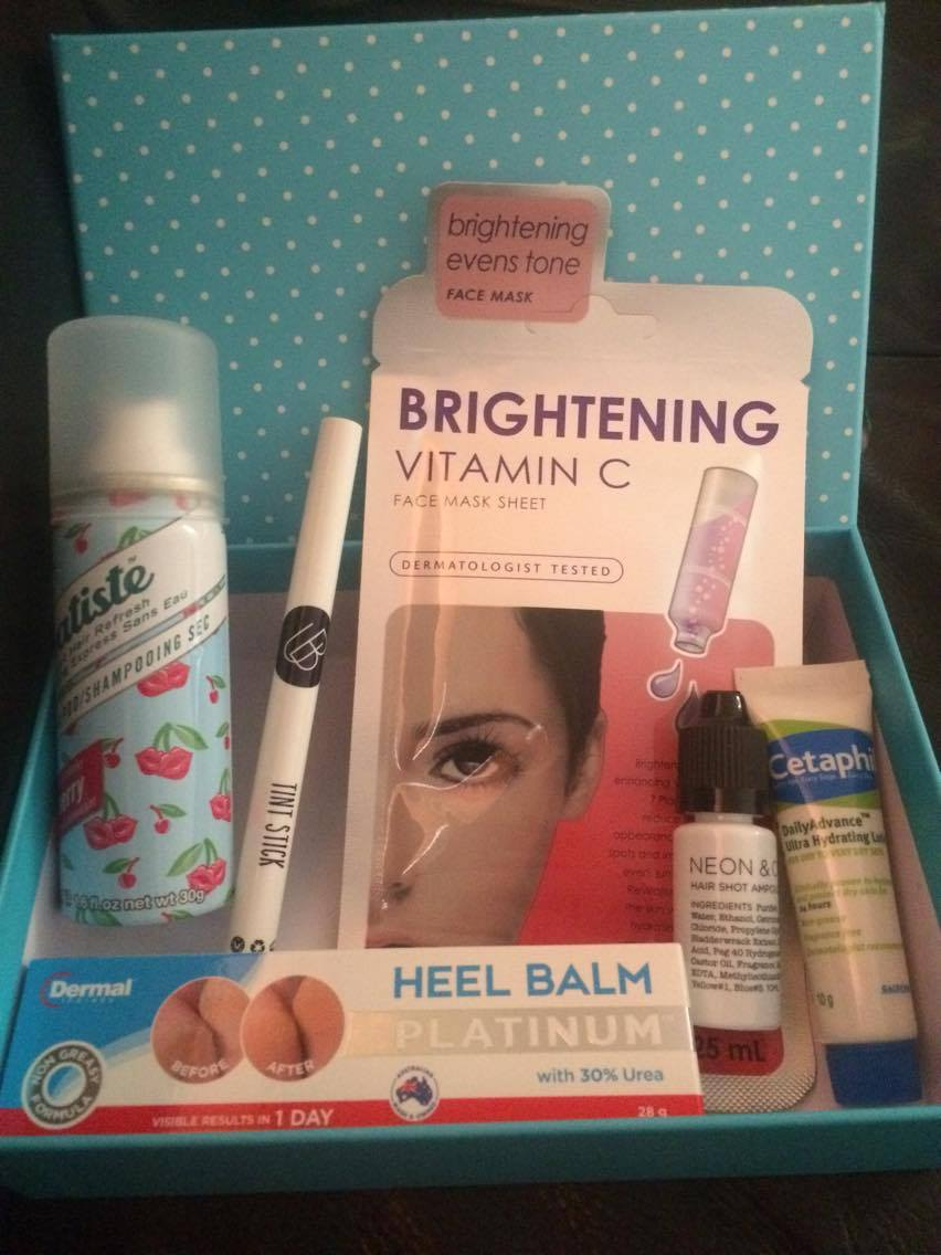 October Bellabox 2016: Unboxing andReview