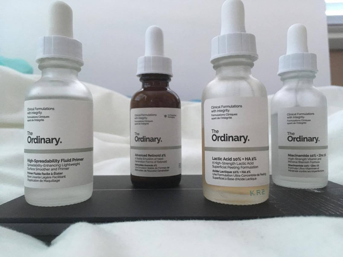 An Ordinary Review of The Ordinary Products