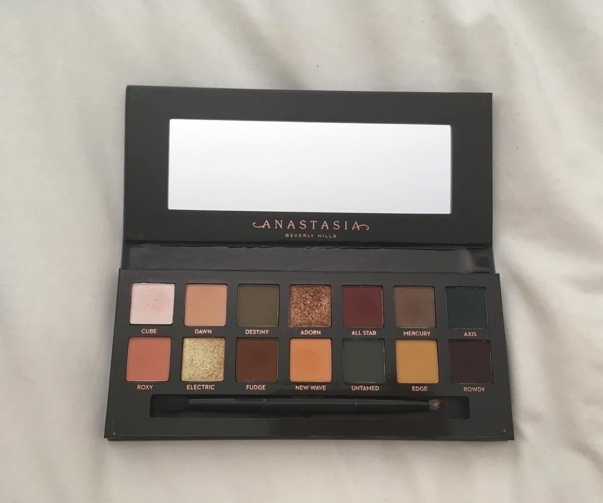After the Backlash: Yet another Anastasia Beverly Hills Subculture palette review
